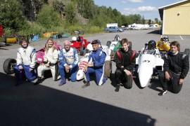 Raceweek med SSK-Serien på Kinnekulle Ring.