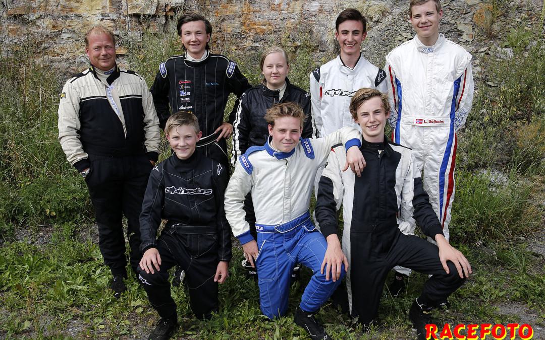 Annorlunda Raceweek med få norska deltagare