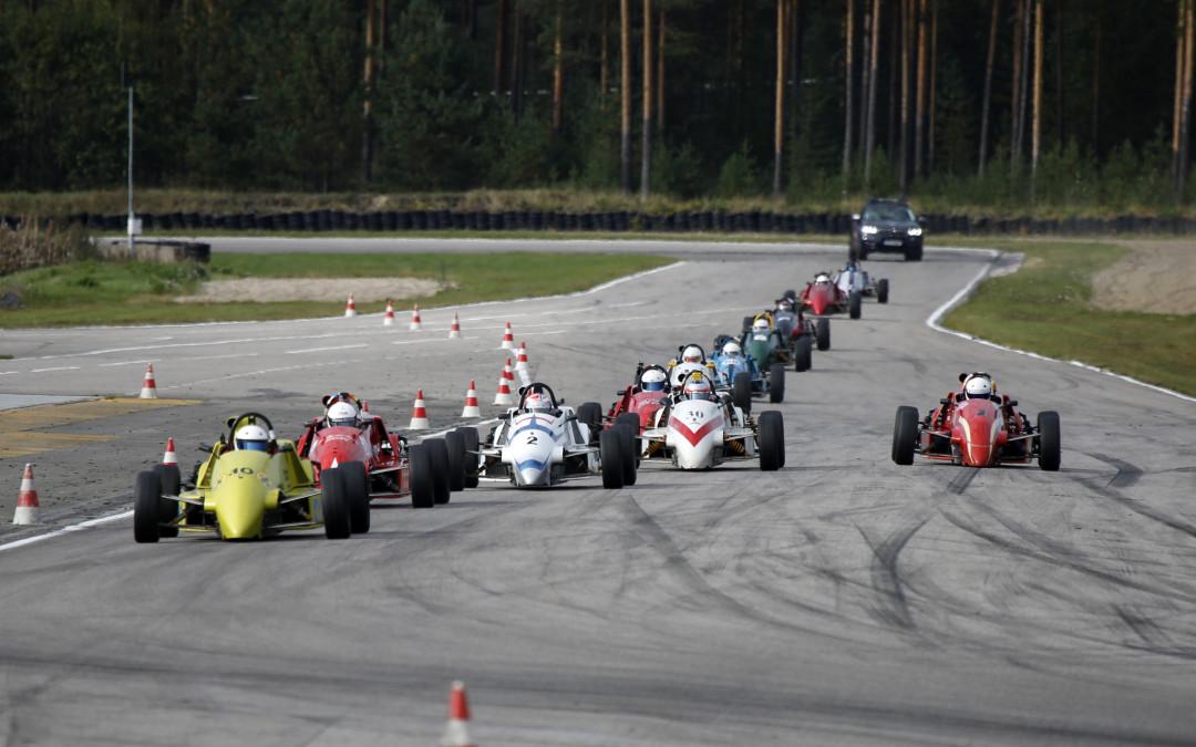 Årets Racing NM avgjort på Vålerbanen