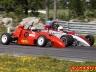 Ã&rets andra deltävling i SSK-serien kördes i ett varmt Karlskoga.