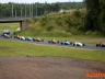 Raceweek på Kinnekulle. To-Fr fint väder. Lö-Sö mest regn.